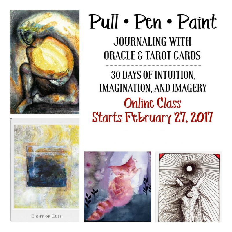 Pull + Pen + Paint