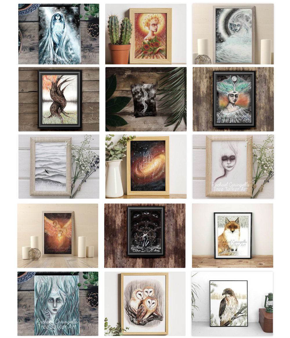 Shop Update | Tree Talker Art