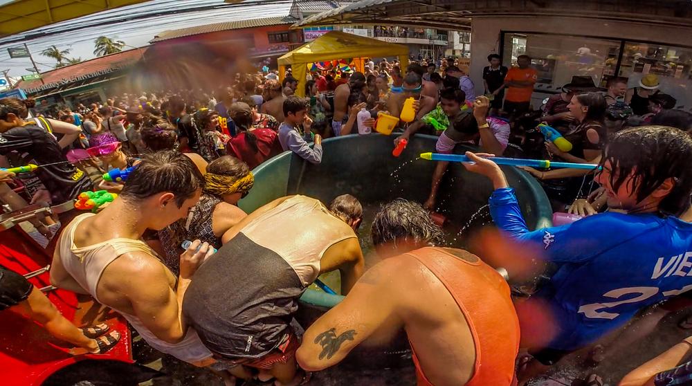 Songkran | Thailand
