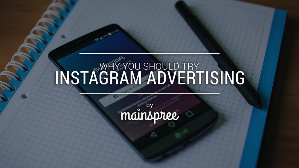 """Instagram Advertising"" Blog Promotion"