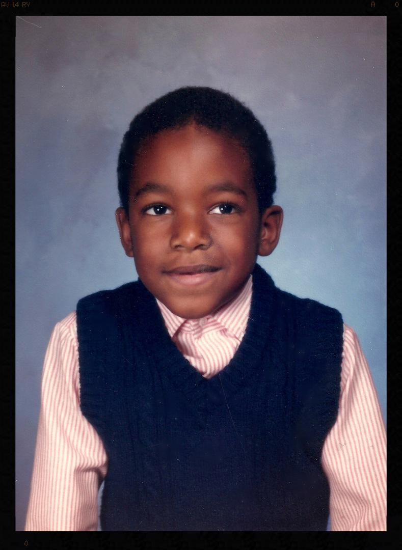1988 - Age 5 Kindergarten