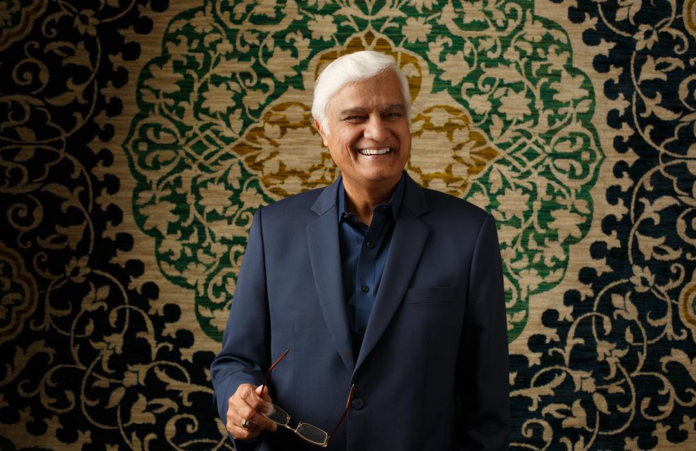 Dr. Ravi Zacharias (Author & Speaker)
