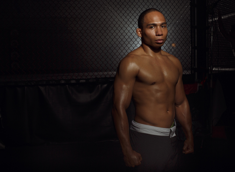 John Dodson (UFC Flyweight Champion)