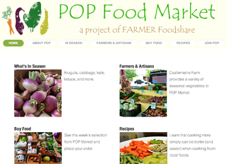 Web site for popfood.org