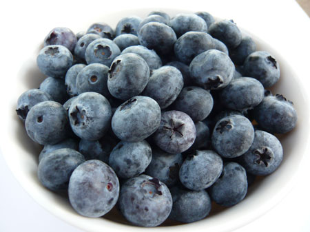 Blueberries / Arándanos