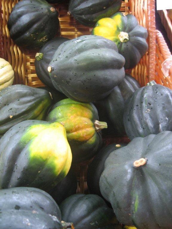 Acorn squash /Calabaza bellota