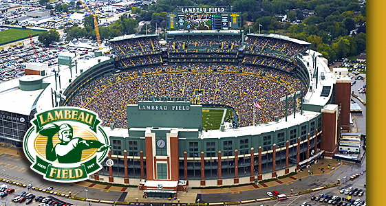 Round-trip Getaway and Packers Tickets in Wisconsin Watch the Green Bay Packers battle the [sports team] at Lambeau Field. You'llfly out of RDU and stay at [hotel] in [location] before cheering on your sportsteam on game day. Provided by:Tim Rauwald