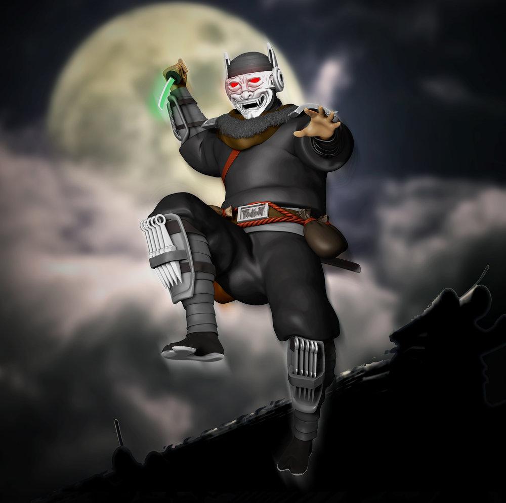 Ninjabatman