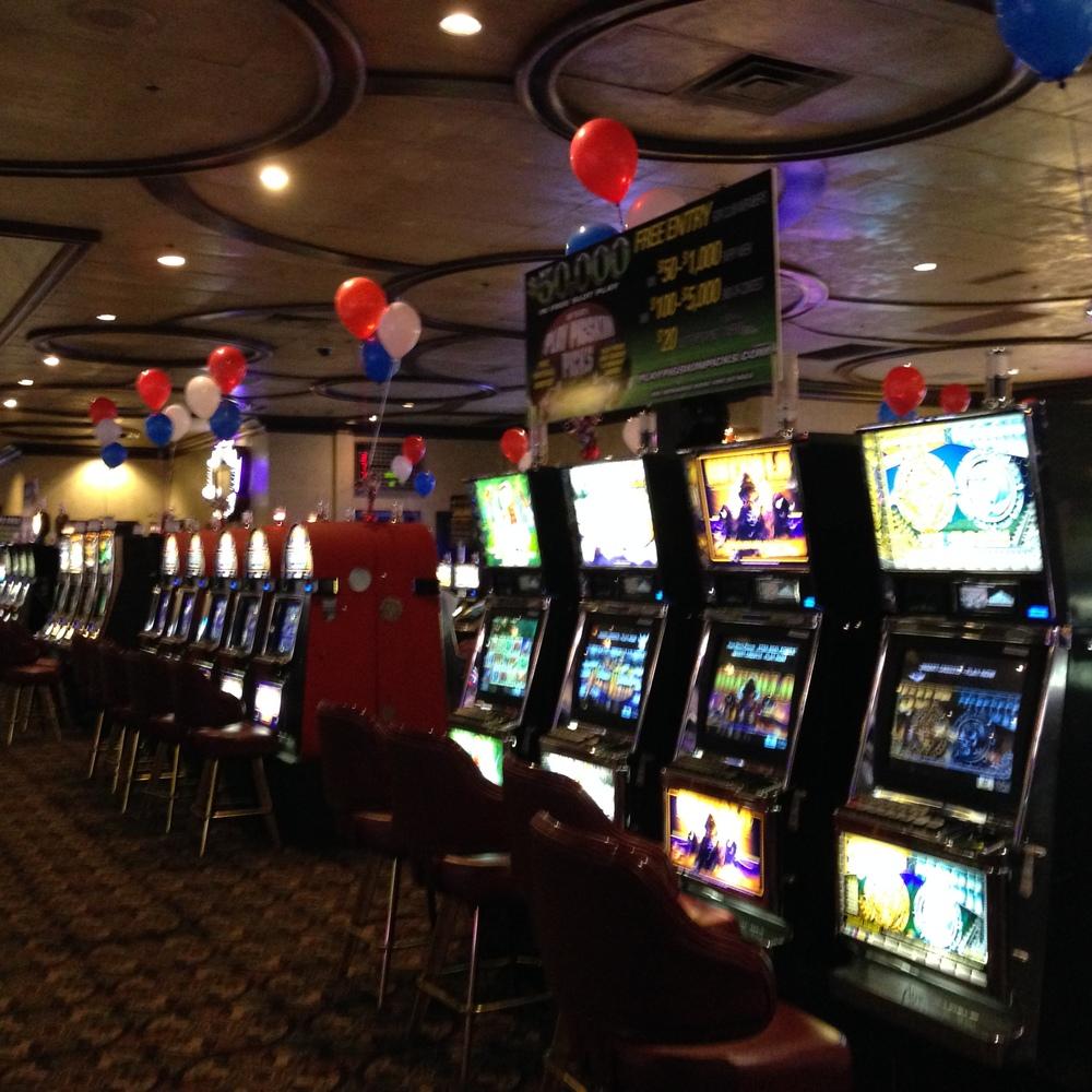Virgin River Casino Balloon Event