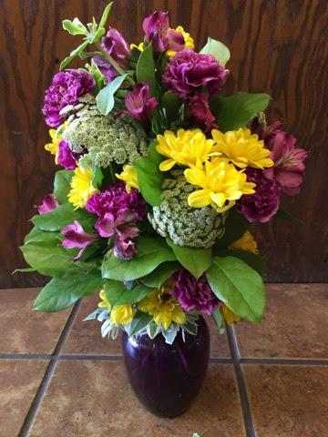 Anemones, Peonies & Ranunculus