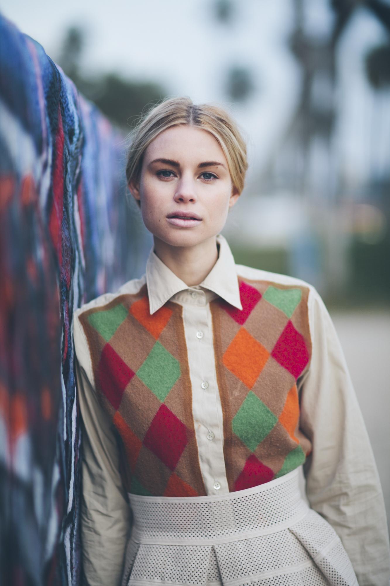 Lucy Fry — Lauren Paez