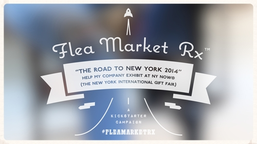 DECEMBER –  Product launch video for    Flea Market Rx