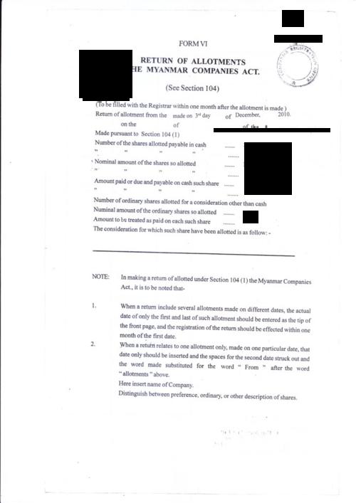 Housing Registration Procedure York Road Realty