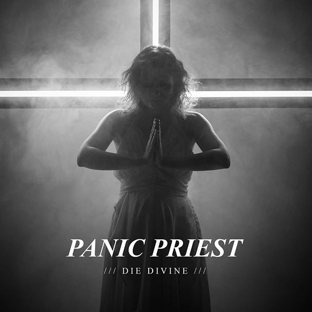 """On this Hallows Eve, I am thrilled to announce post-production on Panic Priest's brilliant tune """"Die Divine"""", and my directorial debut, has wrapped. Stay tuned for the release.  #panicpriest #diedivine #chicago #chicagoart #chicagophotographer #chicagophotography #filmmaker #filmmaking #production #cinematography #blackandwhitephotography #blackandwhite #bnwsouls #bnw_greatshots #bnwlife #musicvideo"""