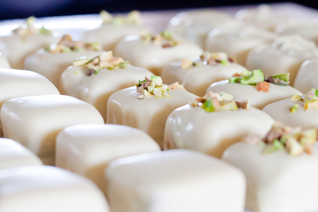 Citrus & Pistachio Marzipan Bonbons — What the Fruitcake?!