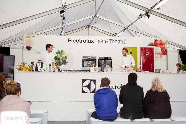 2013 - The Electrolux Taste Theatre