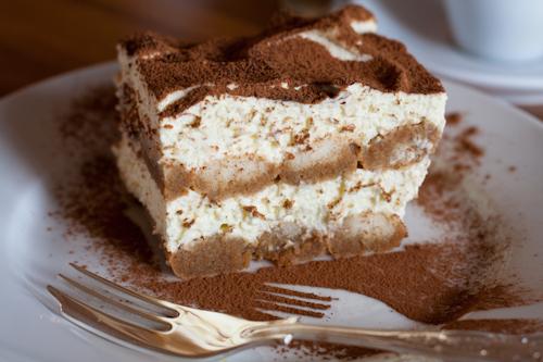 Tiramisu - Món bánh độc đáo của nước Ý