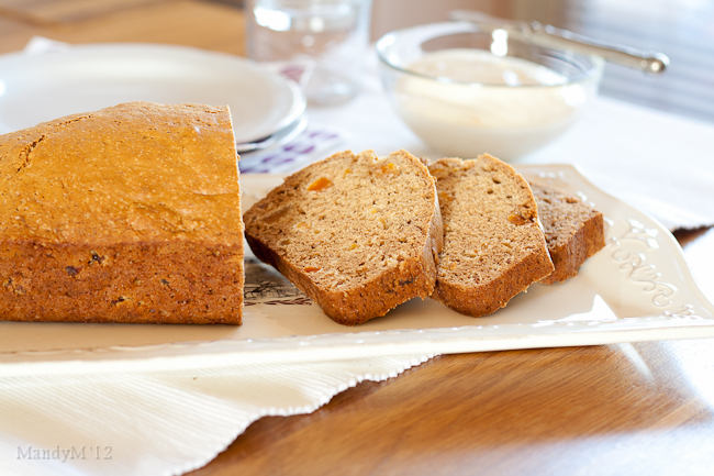 Gingerbread Loaf — What the Fruitcake?!