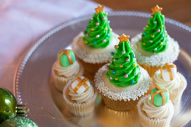 Christmas Tree Cakes Pictures