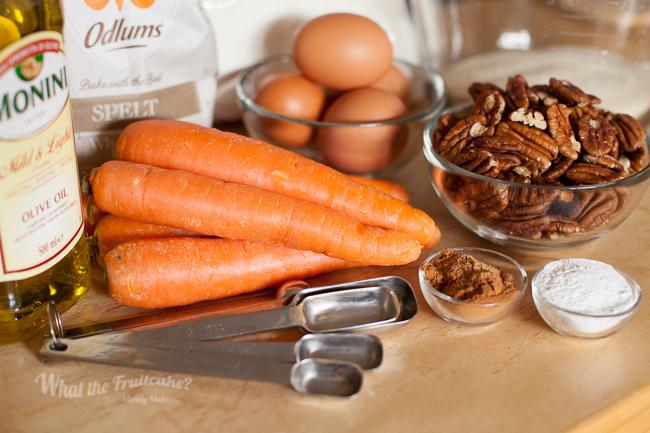 Carrot Cake Wholemeal Flour Diabetics
