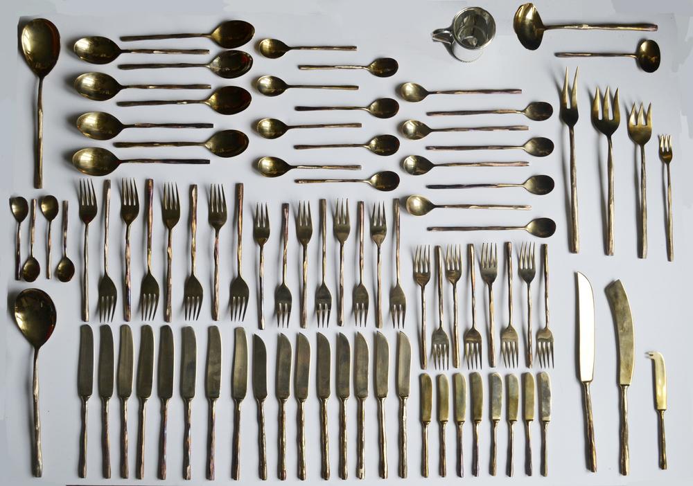 Daniel van Dijck - Cutlery