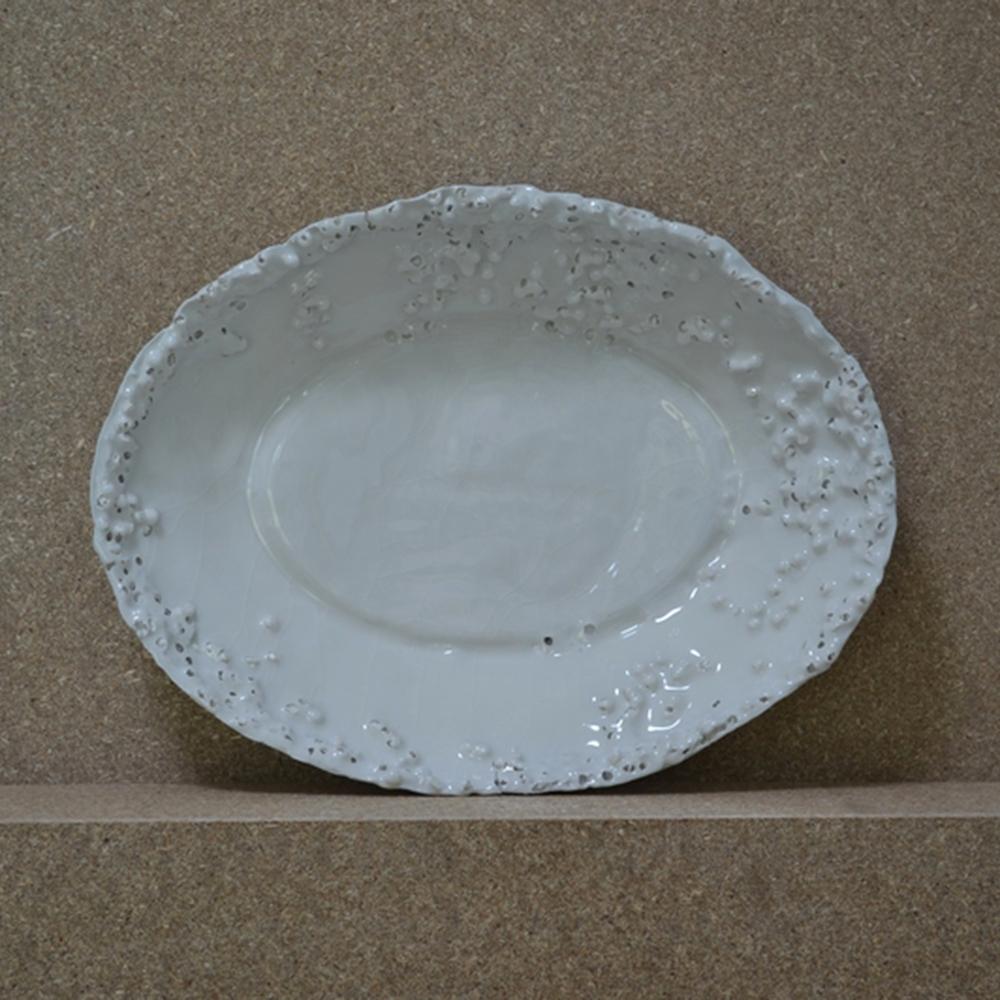 Platter Size L 41 cm x W 31 cm x H 7 cm