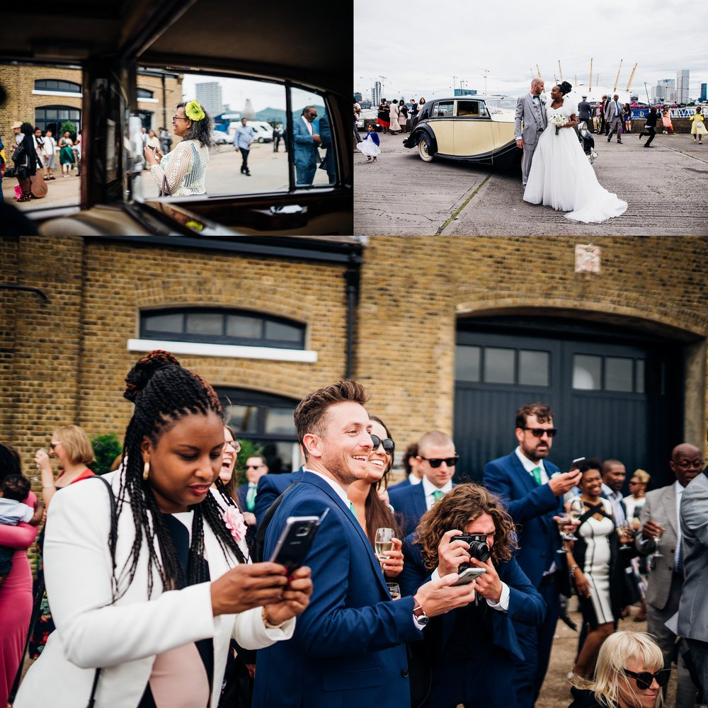 FUNKY CARIBBEAN FUSION TRINITY BUOY WHARF LONDON WEDDING_0014.jpg