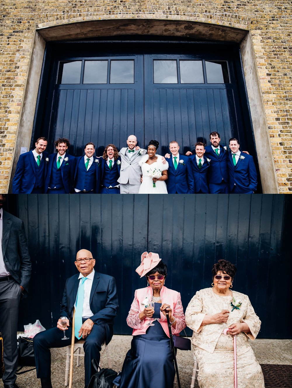 FUNKY CARIBBEAN FUSION TRINITY BUOY WHARF LONDON WEDDING_0016.jpg
