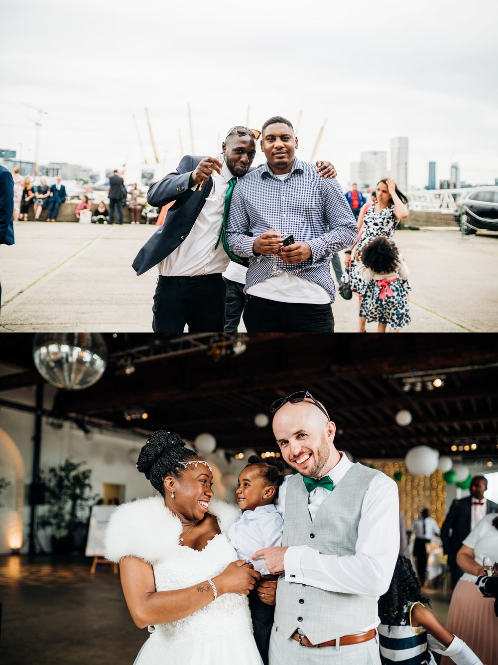 FUNKY CARIBBEAN FUSION TRINITY BUOY WHARF LONDON WEDDING_0024.jpg