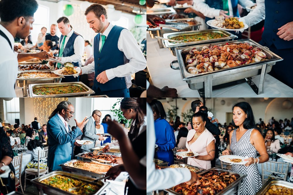 FUNKY CARIBBEAN FUSION TRINITY BUOY WHARF LONDON WEDDING_0027.jpg