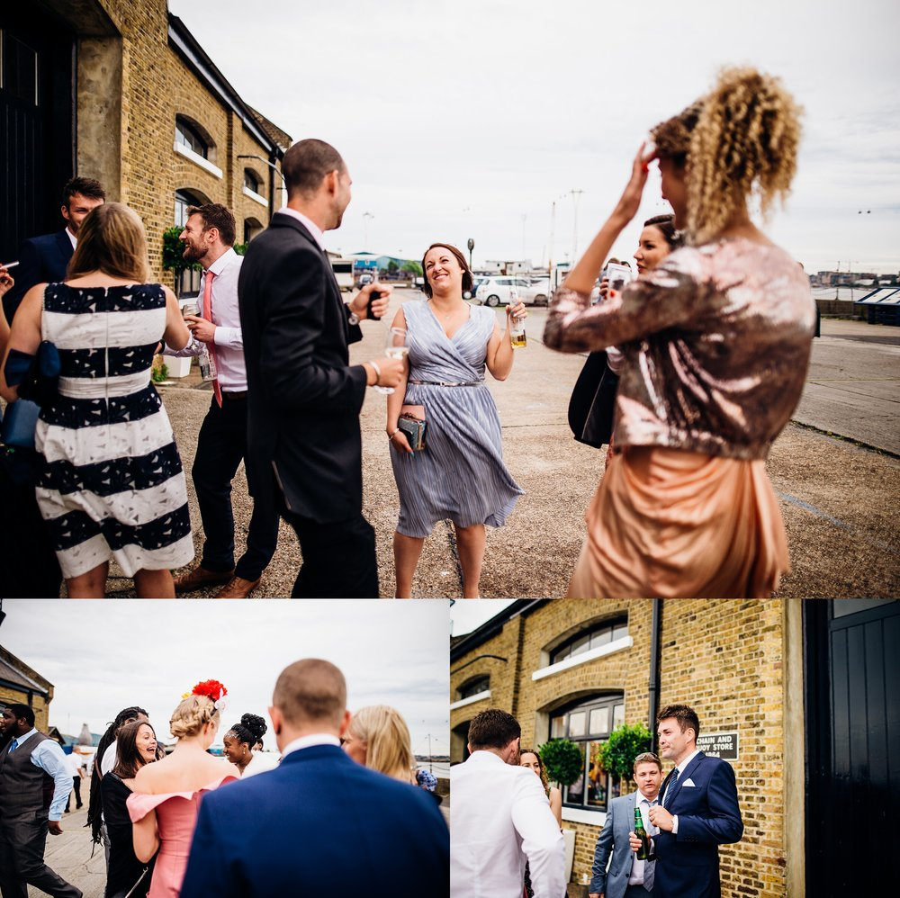 FUNKY CARIBBEAN FUSION TRINITY BUOY WHARF LONDON WEDDING_0037.jpg