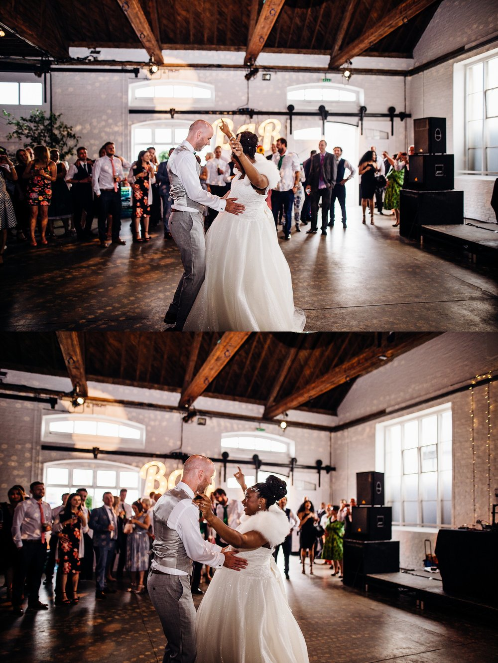 FUNKY CARIBBEAN FUSION TRINITY BUOY WHARF LONDON WEDDING_0041.jpg