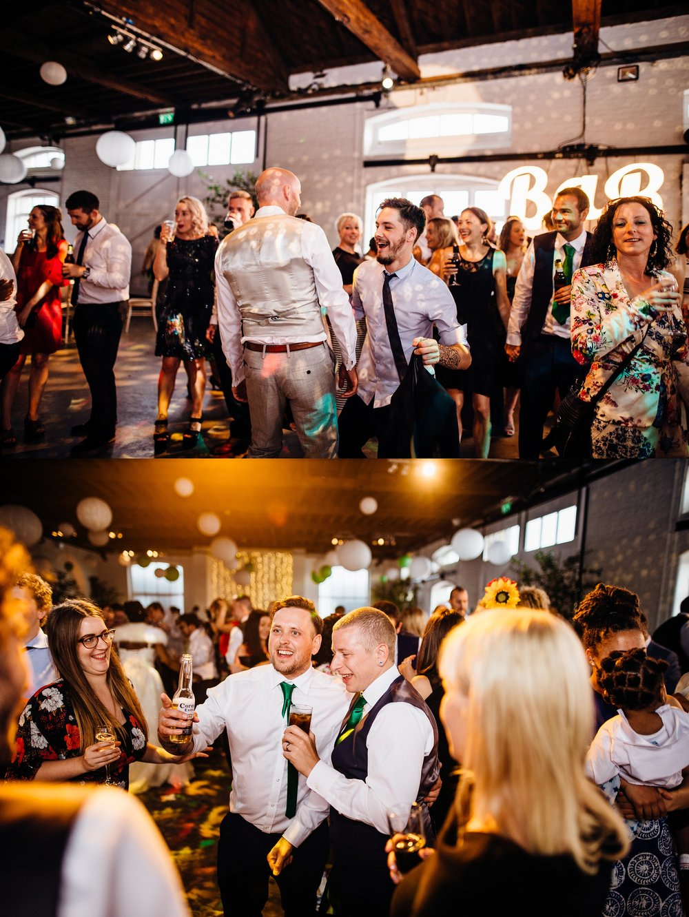FUNKY CARIBBEAN FUSION TRINITY BUOY WHARF LONDON WEDDING_0046.jpg