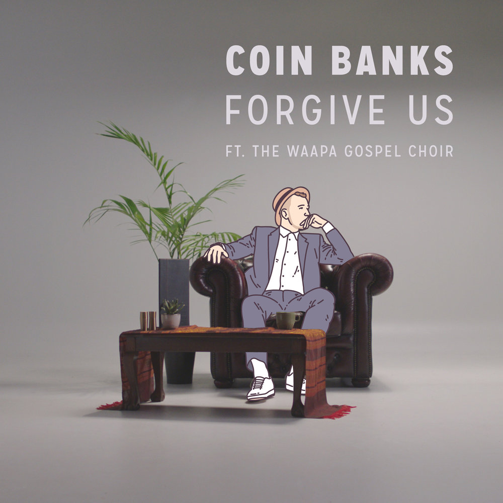 COIN BANKS is BACK!! With new and long overdue single and music video FORGIVE US taken from the forthcoming 'OUTSIDE LOOKING IN' EP.  Watch the music video here :  https://www.youtube.com/watch?v=eLC03WpcRqA  Download/Listen to the song here :  https://xelon.lnk.to/ForgiveUs