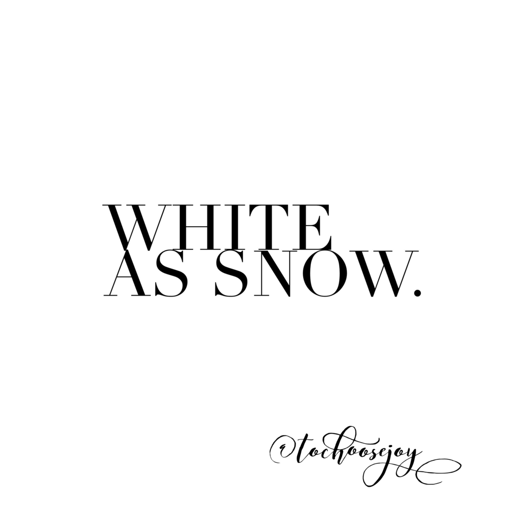 To Choose Joy_Bible Studies_White as Snow