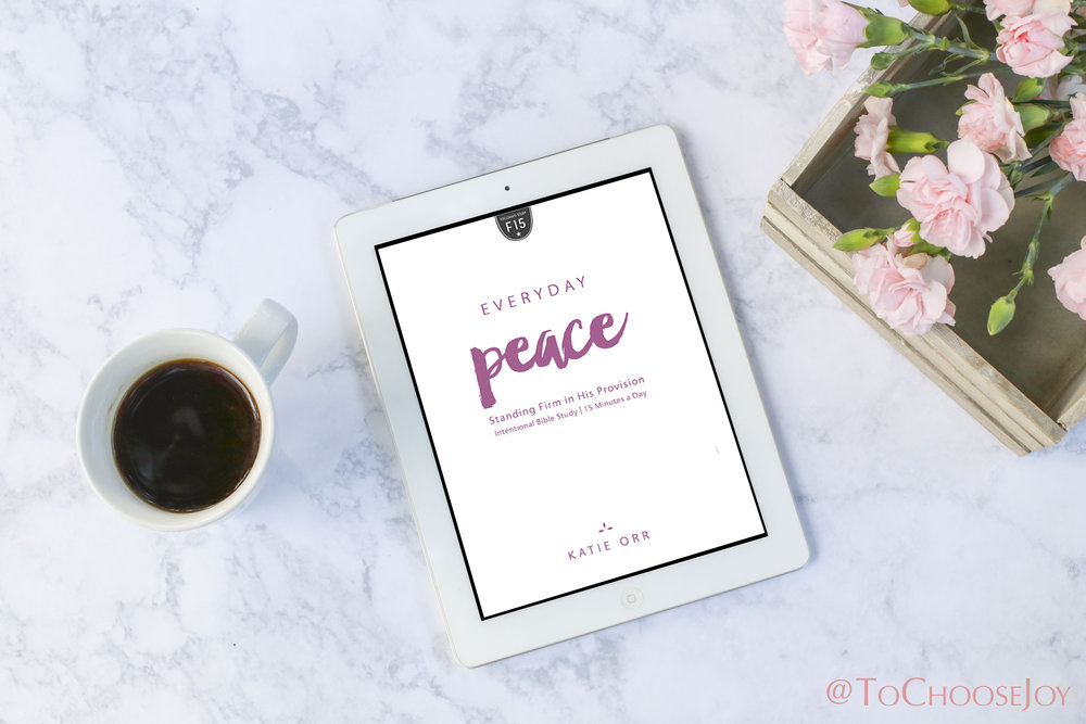 Katie Orr_Everyday Peace_New Hope Publishers_Becky Bennett_To Choose Joy