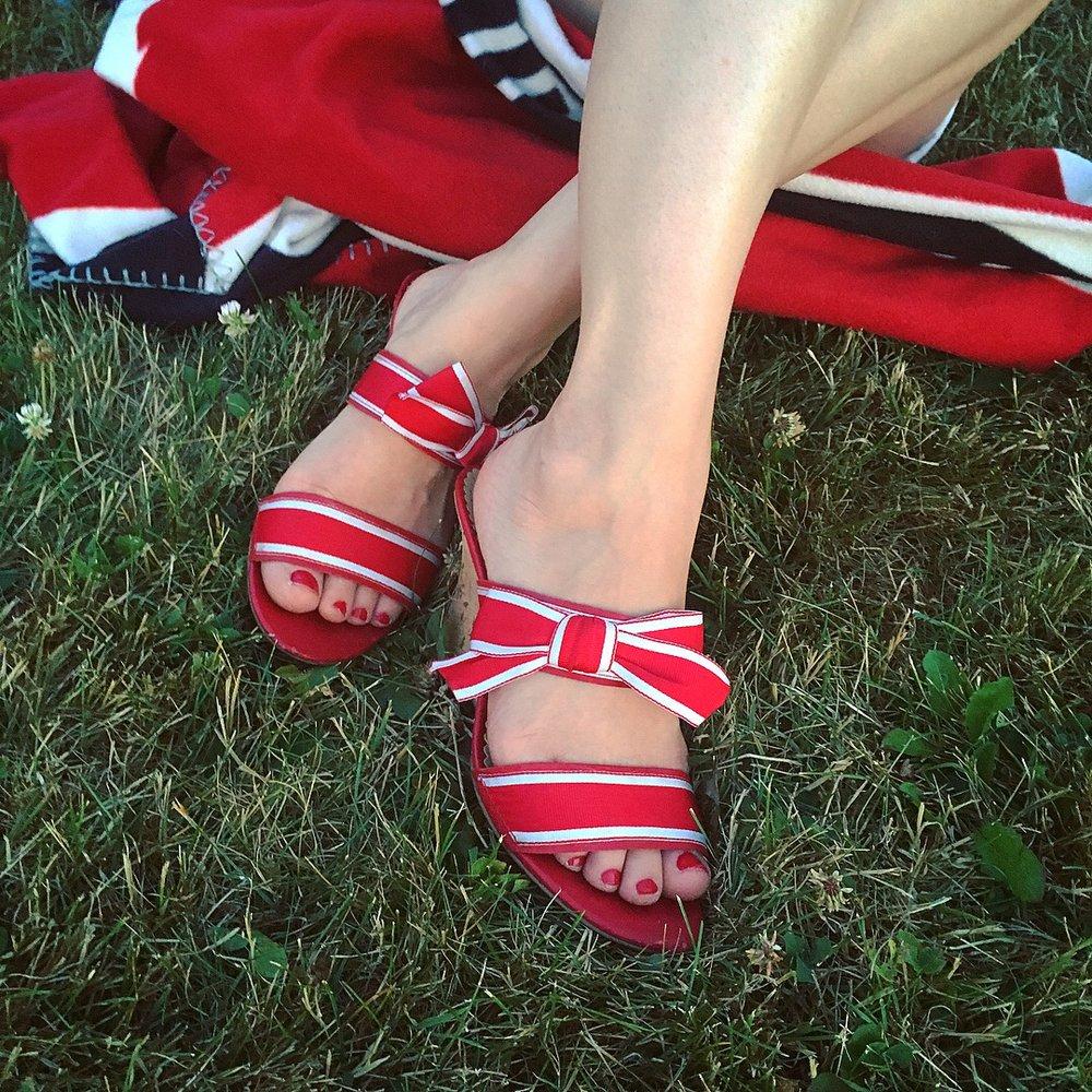 To Choose Joy_Red Shoes_Becky Bennett_mom heart women's bible study