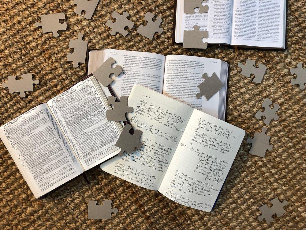 Becky Bennett Bible Study Context Mark 10
