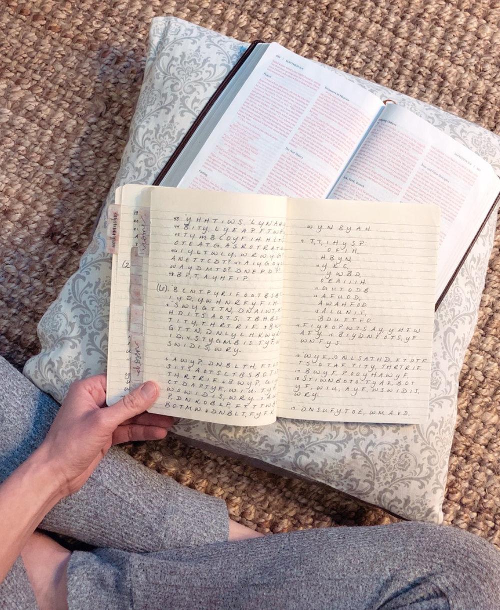 9 Steps to Easier Scripture Memorization