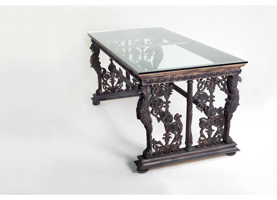 Ruinous Table