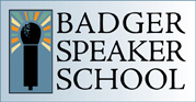 Badger Speaker School Steve Busalacchi Alice O'Connor