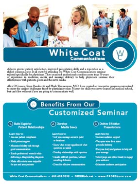 White Coat Communications Busalacchi