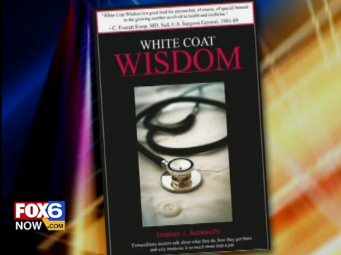 fox 6 White Coat Wisdom Steve Busalacchi TV