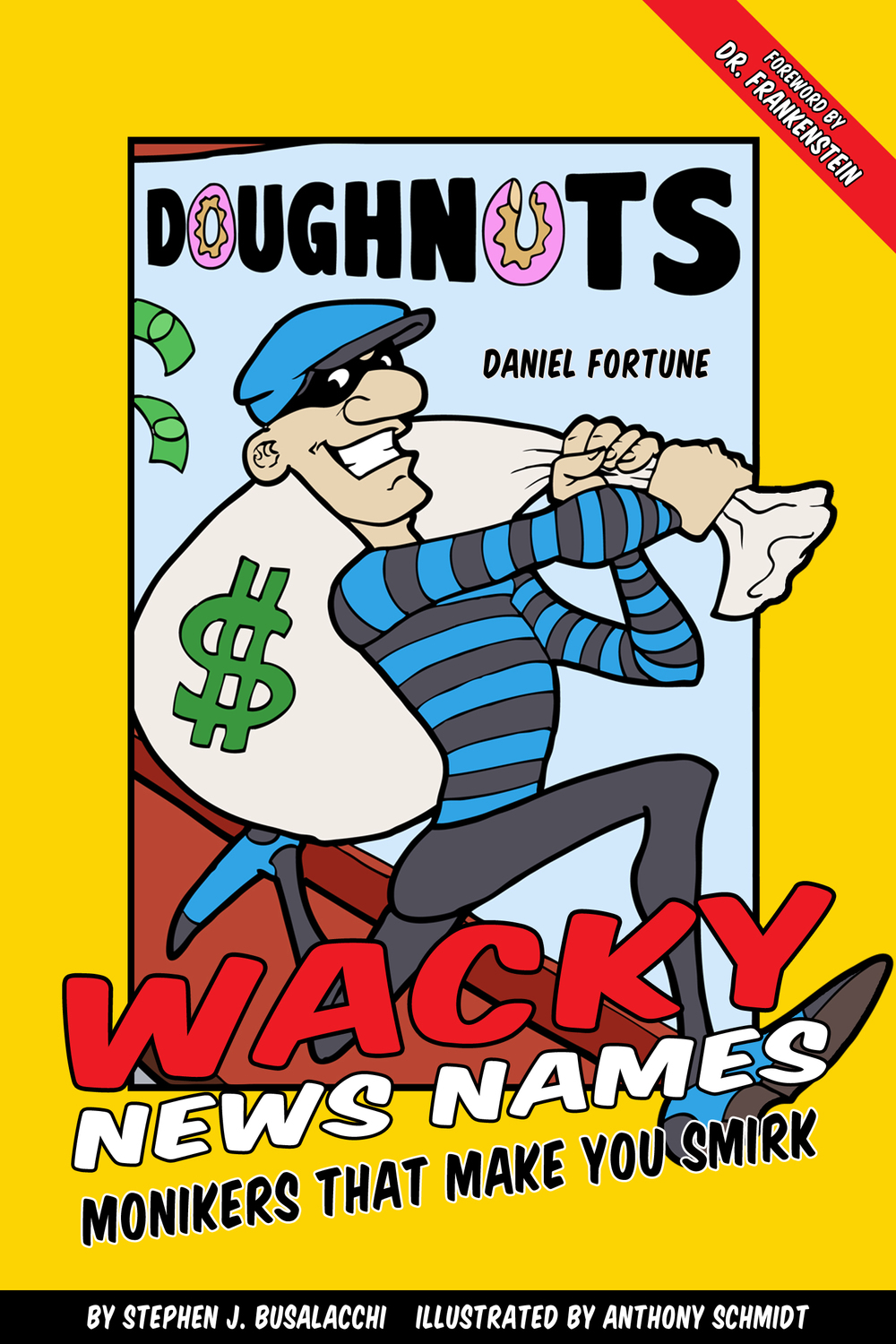 Wacky News Names E-Book