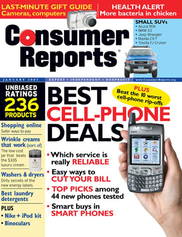 What I Love About Consumer Reports Are The Gadgets And Consumer Tips. I  Never Tire Of Reading About That Stuff. And Just Recently, About Eight  Months Ago, ...