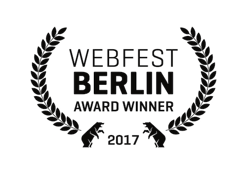 "AWARD WINNER FOR ""DER WEDDING KOMMT"" - BEST IN GERMANY"