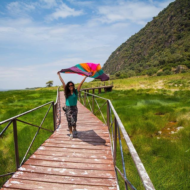 Beautiful memories of Tanzania.  #throwback #colors #nationalpark