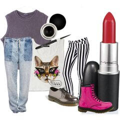 My creation from Polyvore