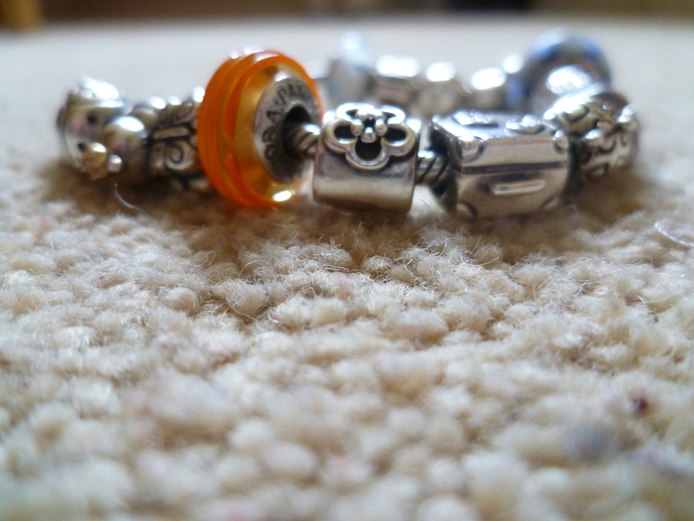 Pandora charms go from about €22 upwards depending on the charm