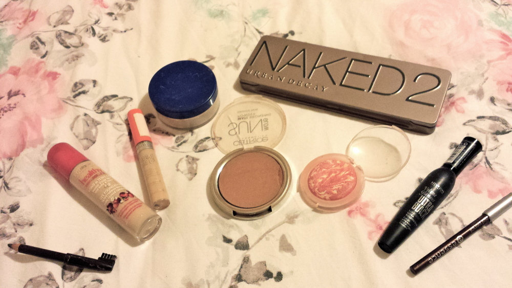 The products I use are always super affordable, so everyone can have a go!